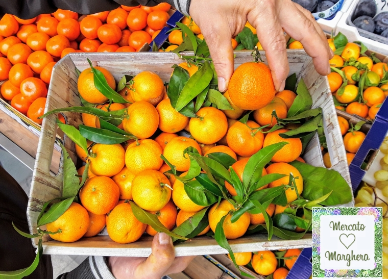 M♡DOC Mercato Marghera - mandarini