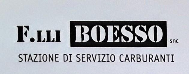 Logo F.lli Boesso carburanti Marghera Venezia