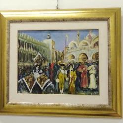 04 Mostra Pittura Circolo Serenissima - Marghera forever febbraio 2019