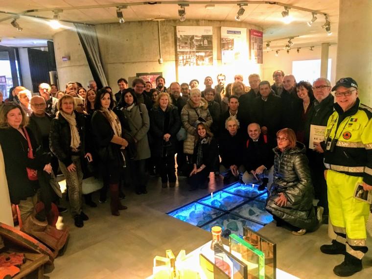 01 VHT Marghera forever 21 marzo 2019 - Venezia Heritage Tower Alfabeto di Marghera per lo Sviluppo Sostenibile