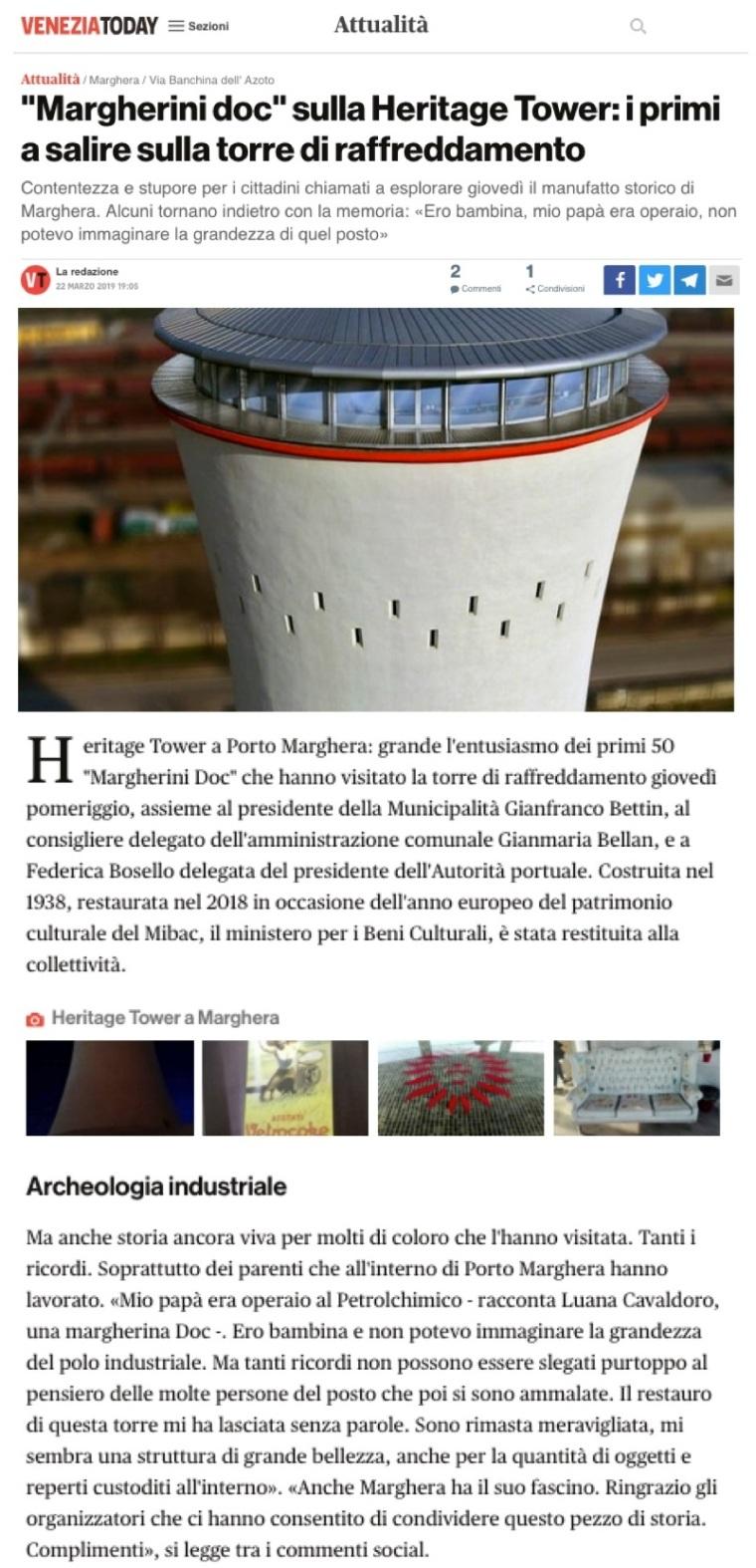 MArghera forever - Alfabeto di Marghera - Venezia Today 22 marzo 2019.jpg