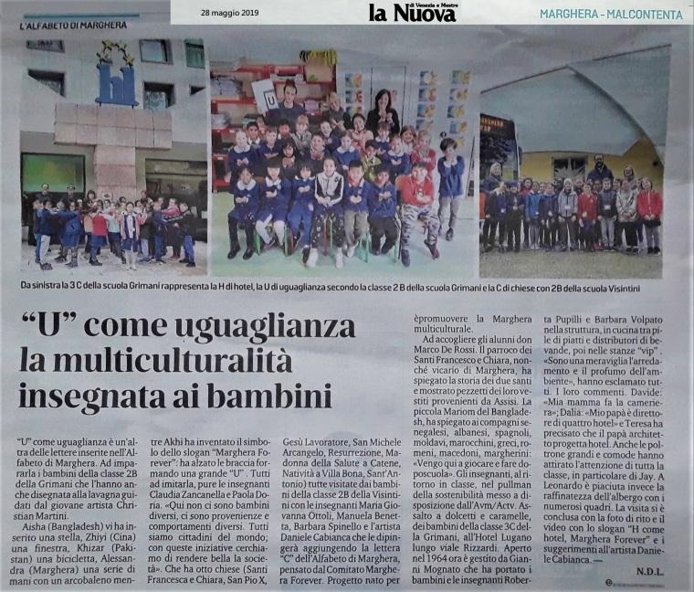 28 maggio 2019 - La Nuova Venezia Alfabeto di Marghera.jpg