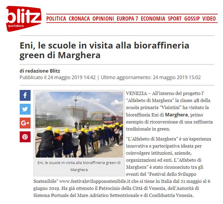 blitz quotidiano le scuole in visita alla bioraffineria green di marghera 24 maggio 2019.png