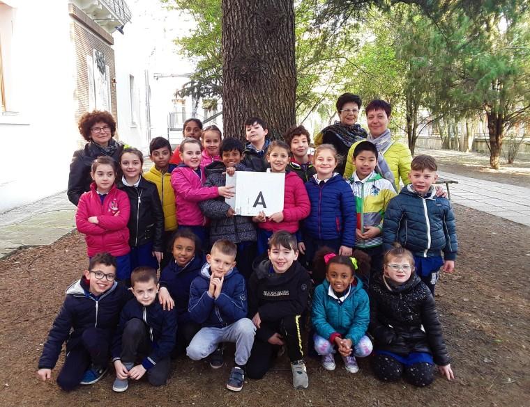 A - Alfabeto di Marghera - Istituto Comprensivo Filippo Grimani