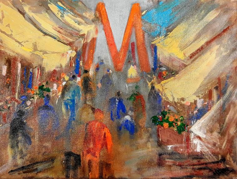 M di Mercato - Alfabeto di Marghera