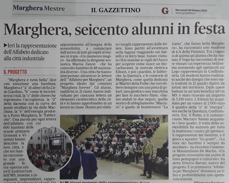30.10.2019 Il Gazzettino ALFABETO DI MARGHERA.jpg