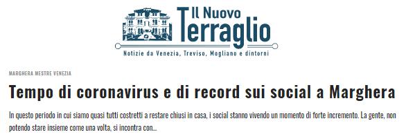 IL NUOVO TERRAGLIO MARGHERINI DOC 6000 MARGHERA